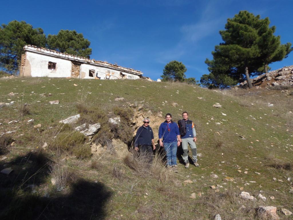 MINA SAN ANTONIO DE PADUA Y SU AMPLIACION, ALBUÑUELAS (Granada) P2100011
