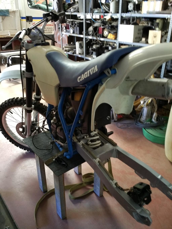 GasGas Enducross con motor de Cagiva 75 cc  Img_2010