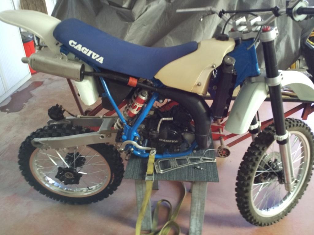 GasGas Enducross con motor de Cagiva 75 cc  Img_2011