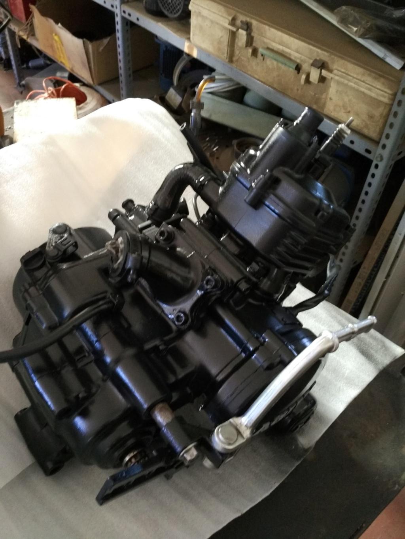 GasGas Enducross con motor de Cagiva 75 cc N10010