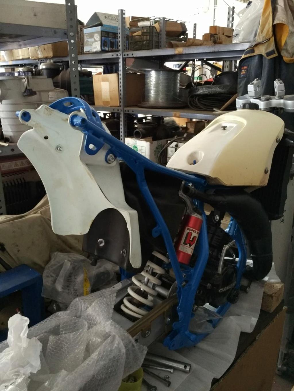 GasGas Enducross con motor de Cagiva 75 cc  N15610