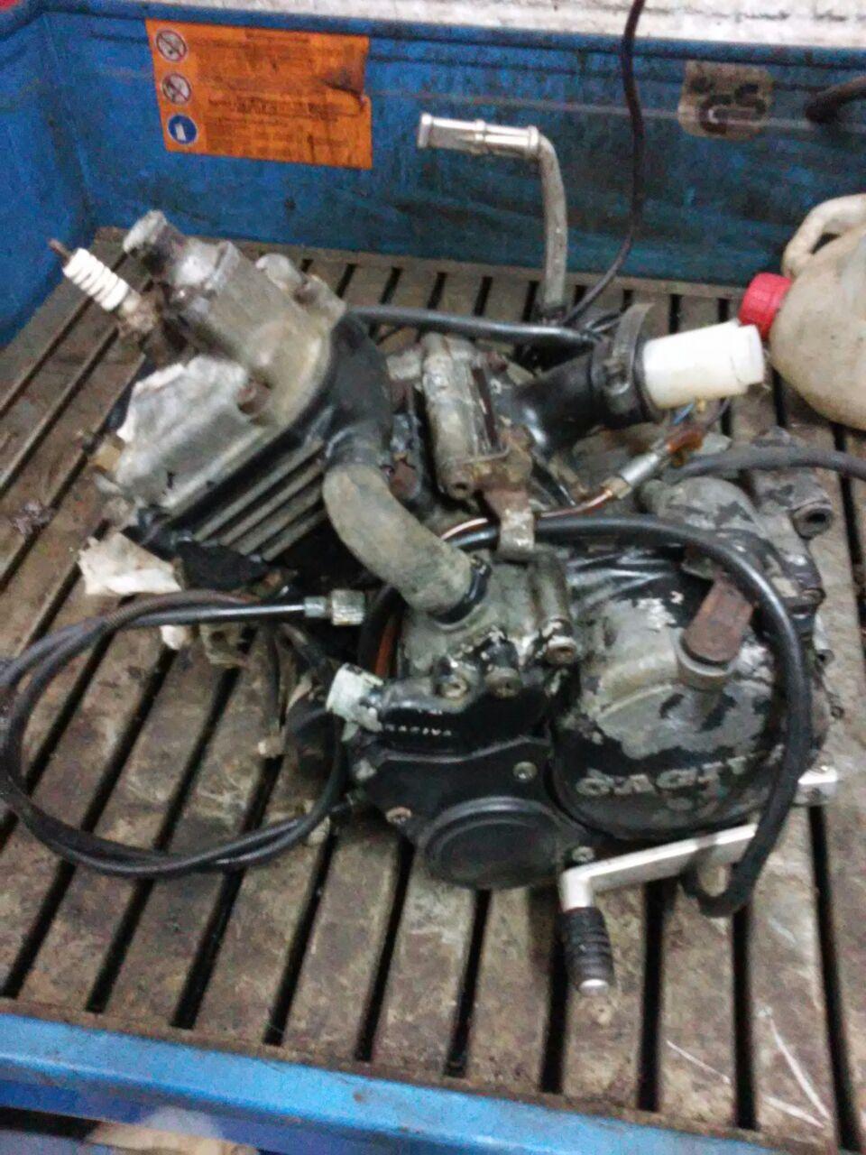 GasGas Enducross con motor de Cagiva 75 cc N1911