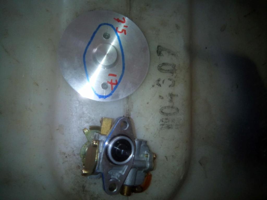 GasGas Enducross con motor de Cagiva 75 cc N25211