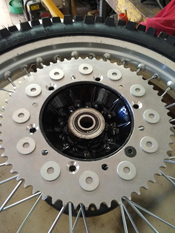 GasGas Enducross con motor de Cagiva 75 cc N27610