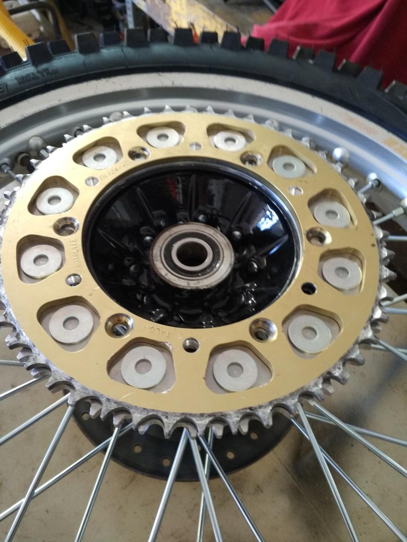 GasGas Enducross con motor de Cagiva 75 cc N27711