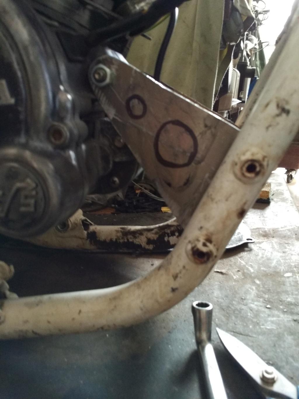 GasGas Enducross con motor de Cagiva 75 cc N9210