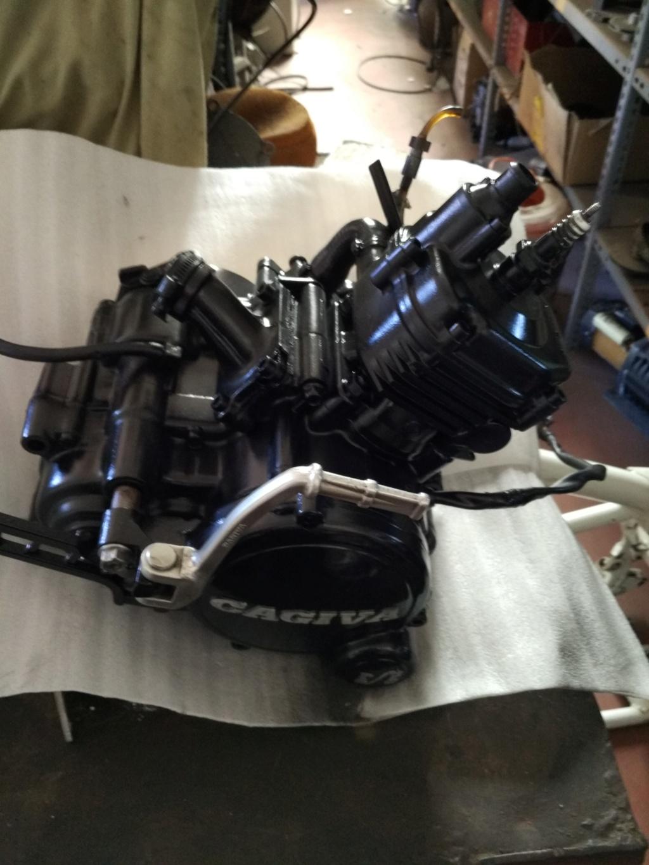 GasGas Enducross con motor de Cagiva 75 cc  N9910