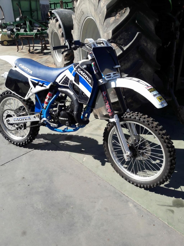 GasGas Enducross con motor de Cagiva 75 cc  Whatsa10