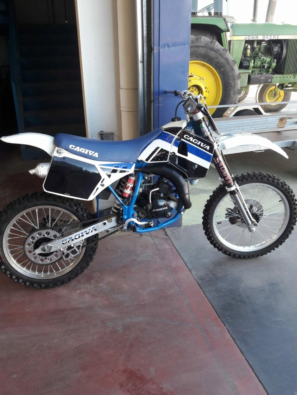 GasGas Enducross con motor de Cagiva 75 cc  Whatsa11