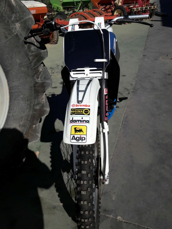 GasGas Enducross con motor de Cagiva 75 cc Whatsa19