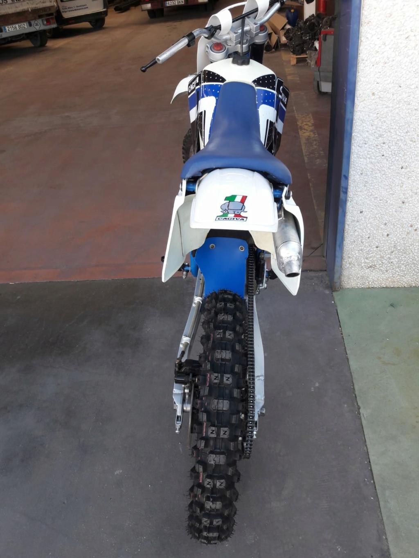 GasGas Enducross con motor de Cagiva 75 cc Whatsa21