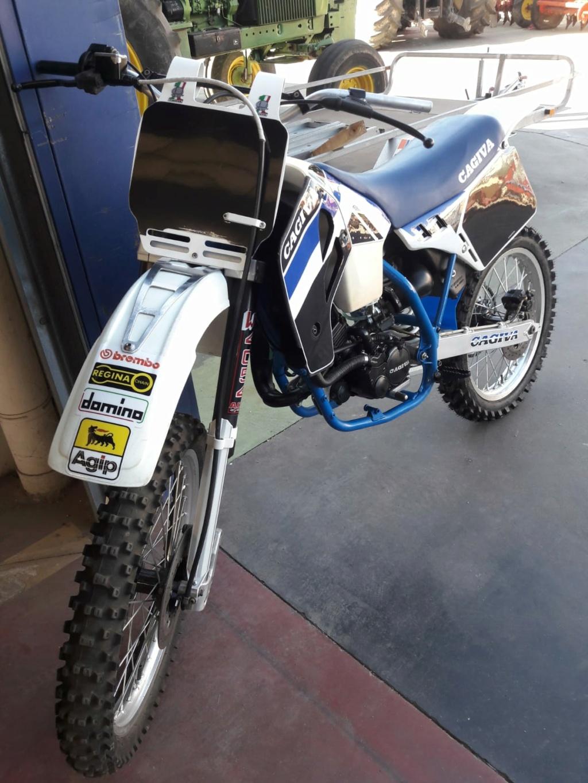 GasGas Enducross con motor de Cagiva 75 cc Whatsa22