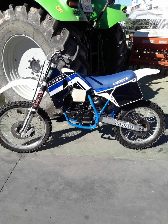GasGas Enducross con motor de Cagiva 75 cc Whatsa23