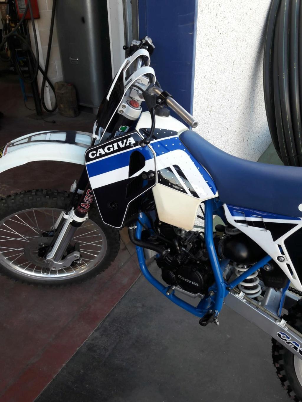 GasGas Enducross con motor de Cagiva 75 cc Whatsa24
