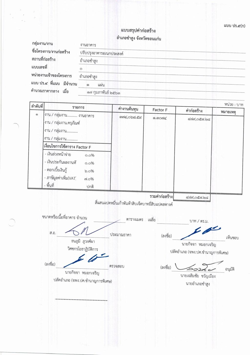 โครงการปรับปรุงอาคารหอประชุม อำเภอซำสูง จังหวัดขอนแก่น ประจำปีงบประมาณ 2563   Cci_0017