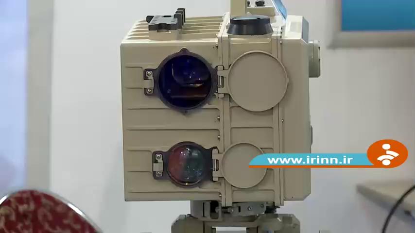 الهاون الايراني الجديد الموجه بالليزر طراز KM-8 Gran طراز 120 مم  E3vpr710