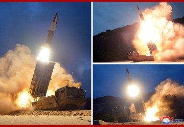 طفرة تكنولوجية: كوريا الديمقراطية تصمم نظيرا للصواريخ الأمريكية Eb2g6r10