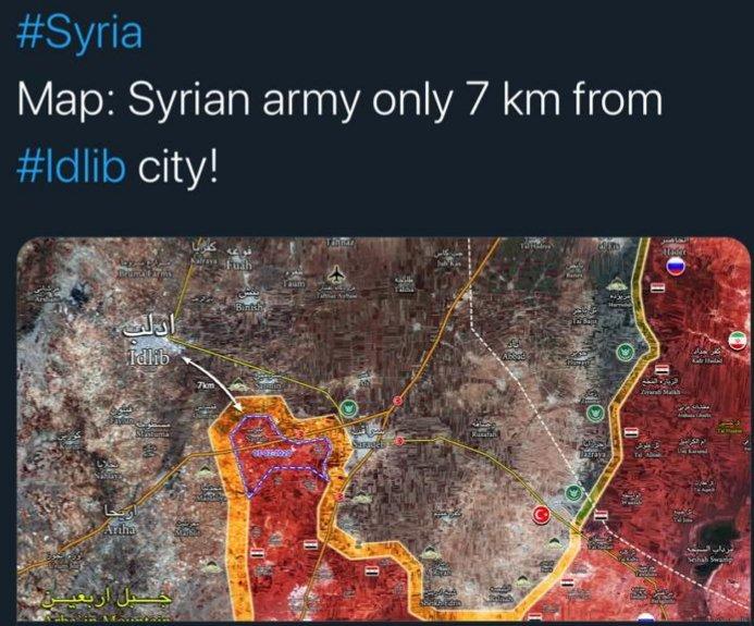 تطورات الأحداث في الشقيقة سوريا ..... Ep8uhg10