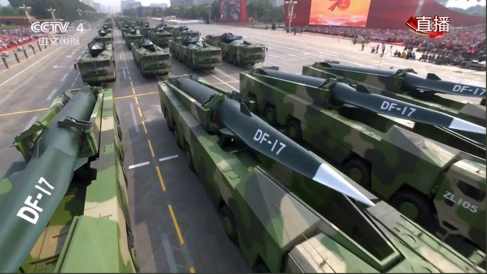 """الصين ستعرض أسلحة """"لا مثيل لها"""" في الذكرى الـ70 لقيام نظامها Screen13"""