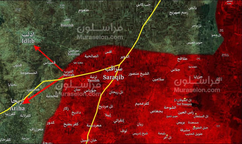 تطورات الأحداث في الشقيقة سوريا ..... - صفحة 2 Screen14