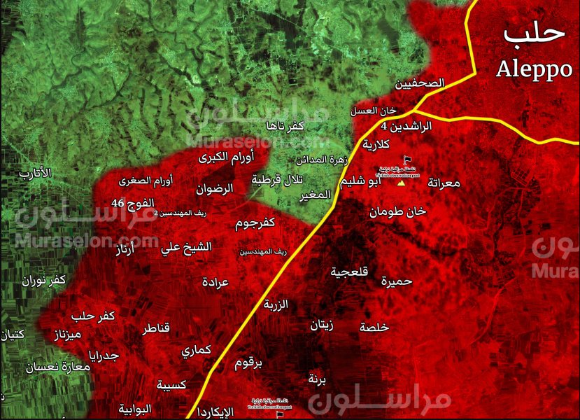 تطورات الأحداث في الشقيقة سوريا ..... - صفحة 4 Screen15