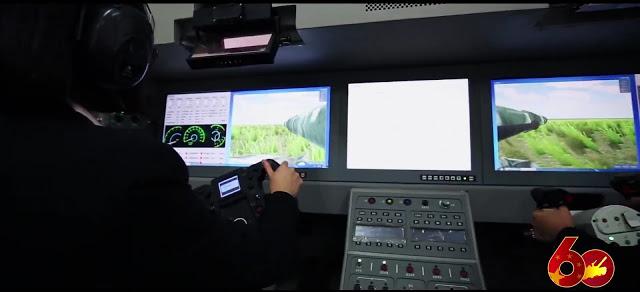 تسريب مقصورة القيادة للدبابة المستقبل الصينية قيد التطوير Y2mate10