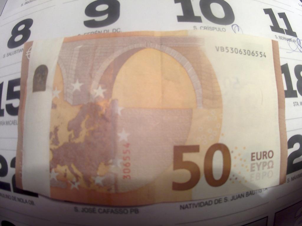 50 Euros 2017 (con error) firma de Draghi 04212010
