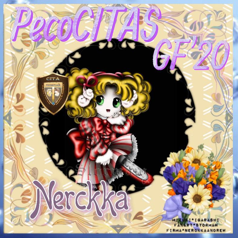 """****PELOTON PECOCITAS**** FIRMA REGALO – Imagen - """"Chibi Candy"""" ****CERRADO-GRACIAS Storma25"""