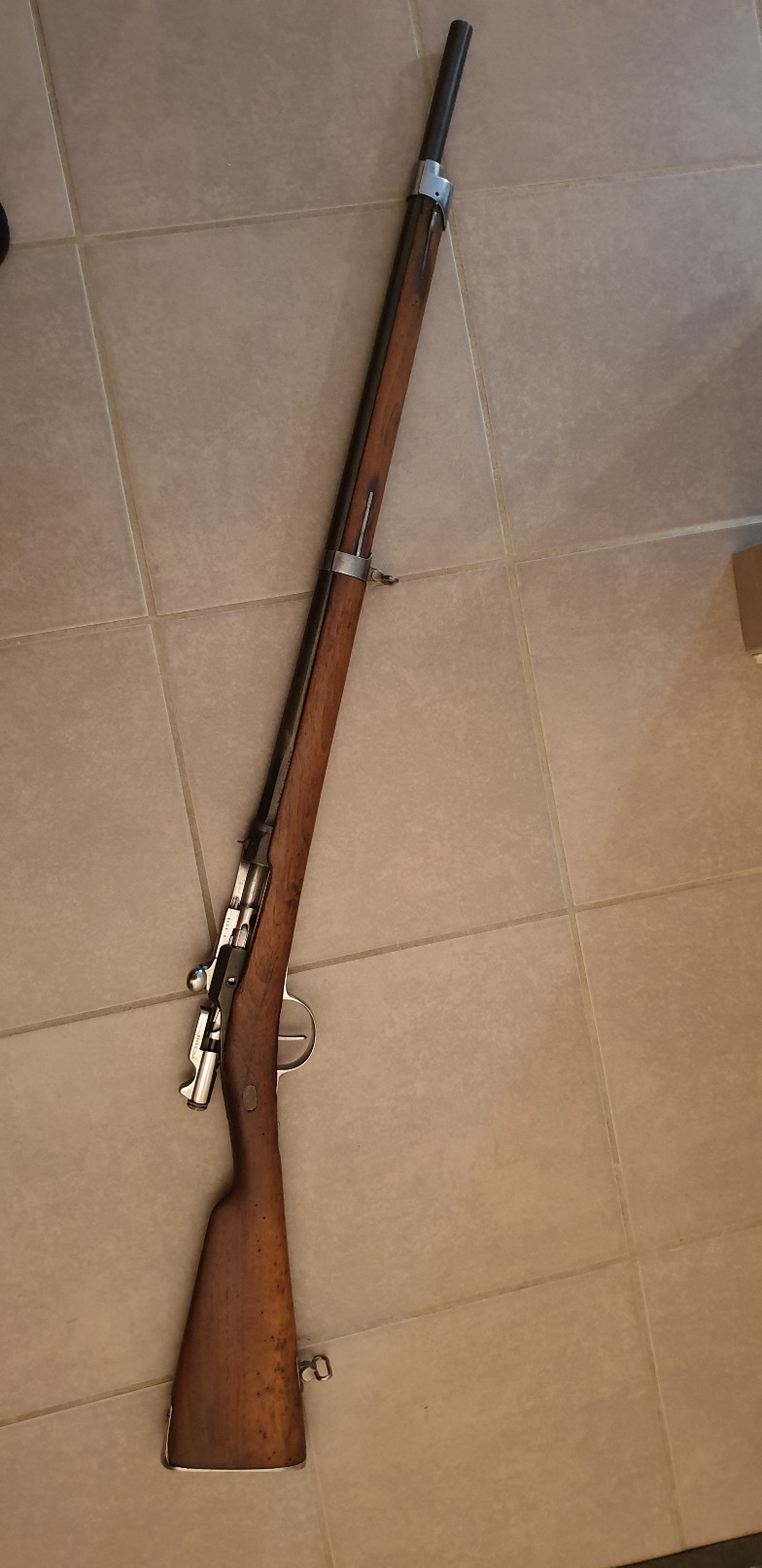 Besoin d'aide pour identifier une carabine Gras modèle 1866-1874  20191124