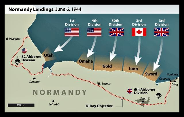 D-Day Invasion 440610