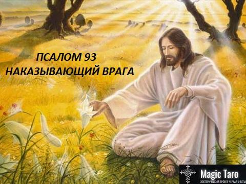 ПСАЛОМ 93 НАКАЗЫВАЮЩИЙ ВРАГА A_a_a_11