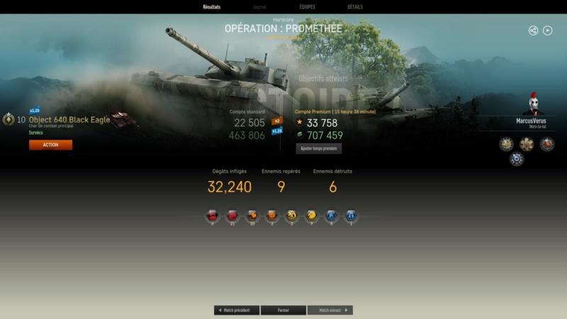 L'object 640 « Bkack Eagle » : c'est dl'a balle ! Screen67