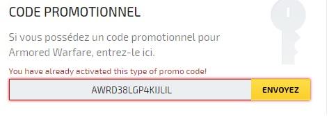 Code promo à activer avant le 1er juillet 2018 Untitl16