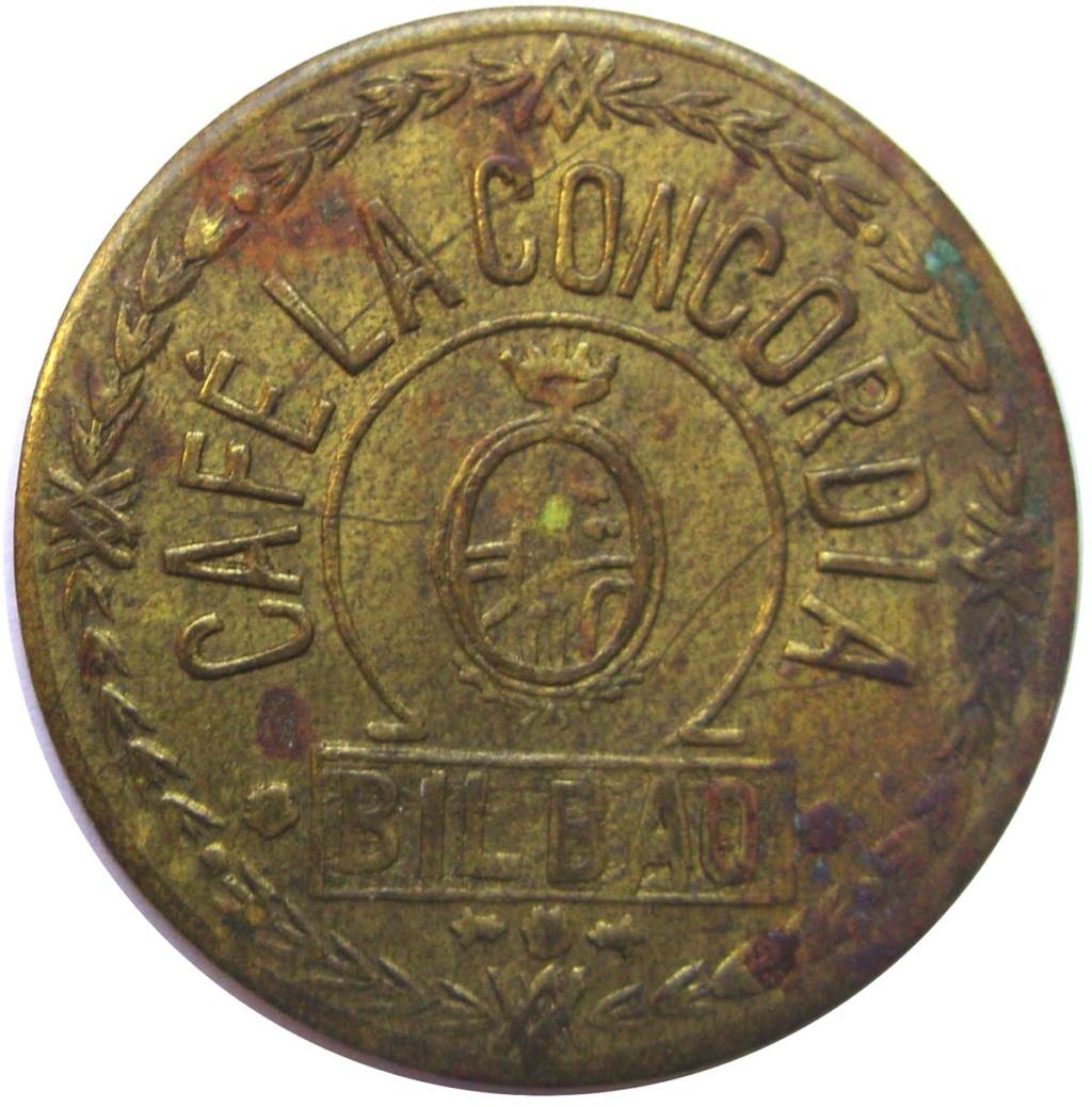 1 peseta. Lejona. Cooperativa obreros y empleados católicos. 22_110