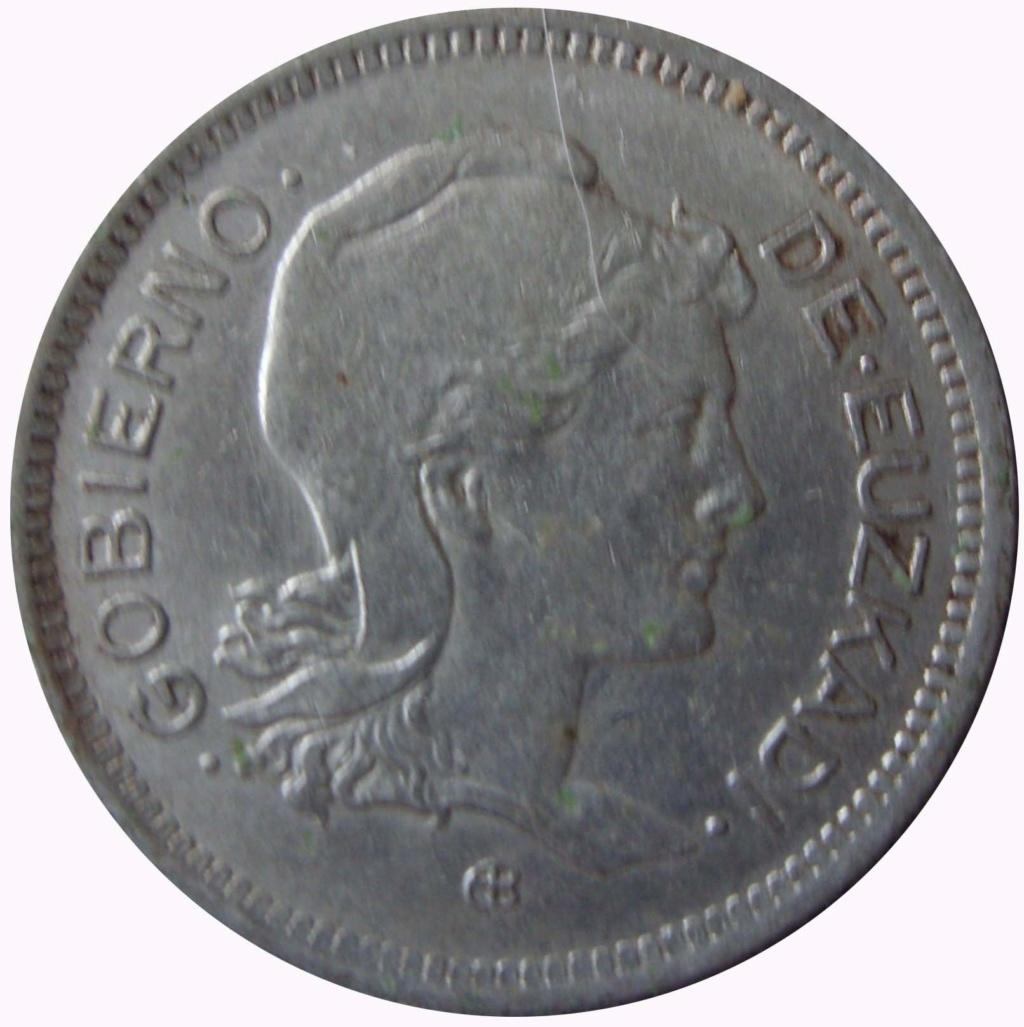 1 peseta. Lejona. Cooperativa obreros y empleados católicos. 3_110
