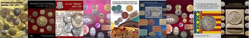 LUGARES Y TIENDAS DE NUMISMATICA EN ESPAÑA Firma912
