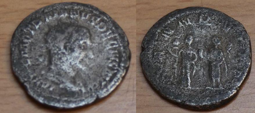 Antoninien ? de ? 1214