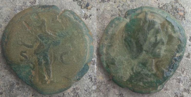 Pouvez-vous m'aider à identifier cette monnaie romaine svp ? 12310