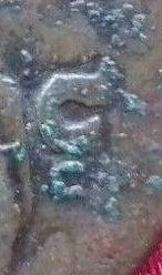 Sesterce de Marc Aurèle César buste à gauche Cc10