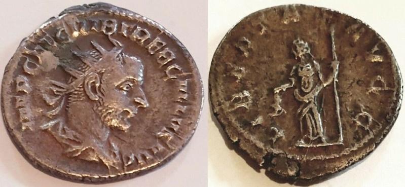 Antoninien à identifier De11