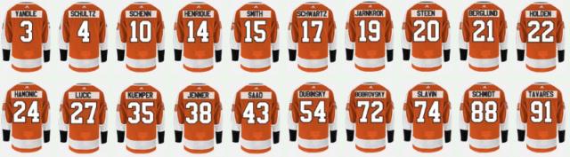 Présentation saison 32 Flyers14