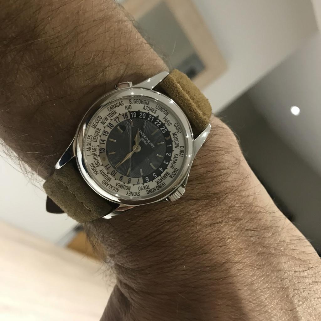 Feu de vos Dual Time - GMT - Worldtimer - tome II 7c91e110