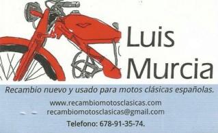 Puch Magnum X - Medidas De Radios Luis12