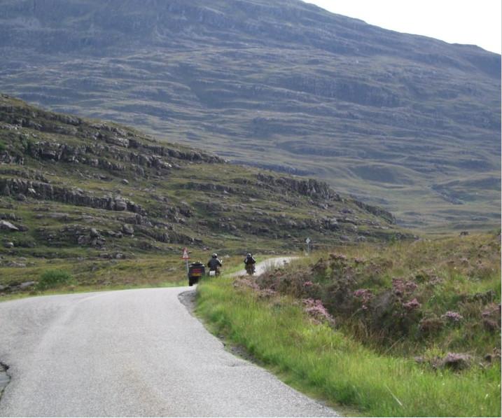 Ratbike Zone Tour of Scotland in May 2019 Scotla10