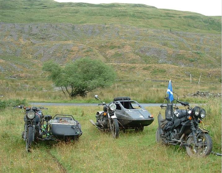 Ratbike Zone Tour of Scotland in May 2019 Scotla11