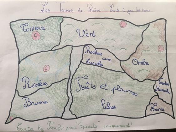Carte des territoires.  Image215