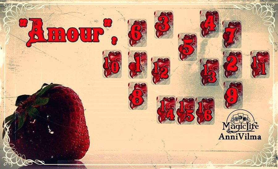 """""""Amour"""" 22amou10"""