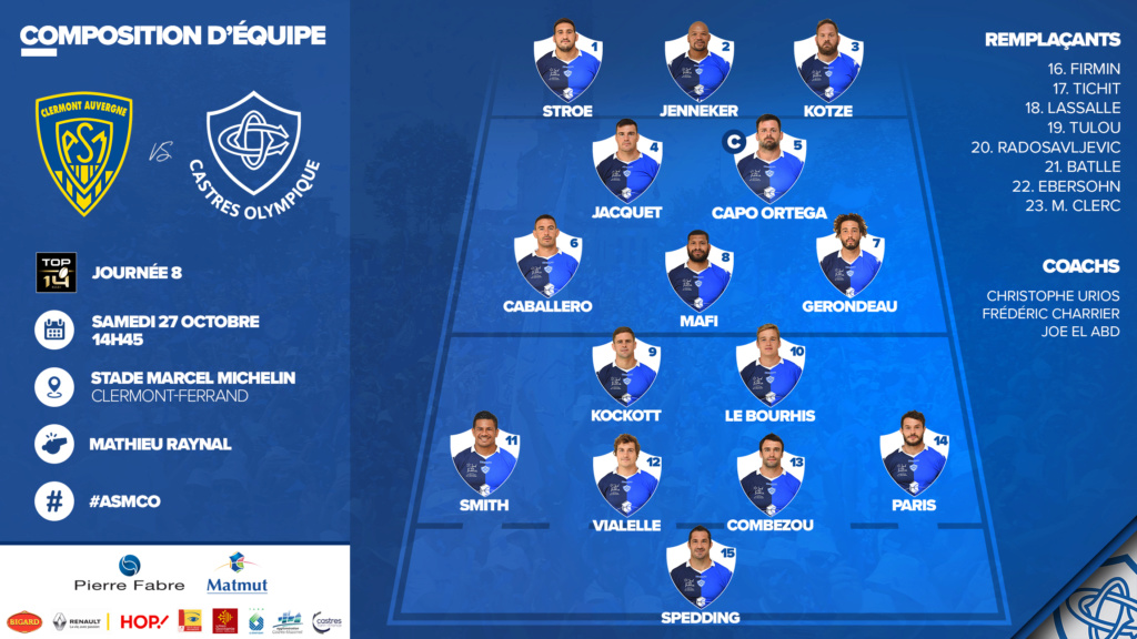 Clermont castres  - Page 4 Compo-14