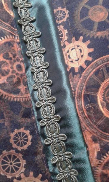 [en cours ] Fée Clochette en steampunk 20190910
