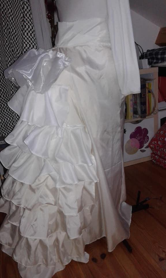 Costume vénitien 2019 Lady Glycine [en cours] 49024010